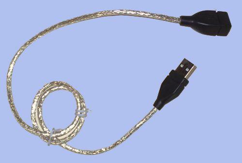USB удлиннитель